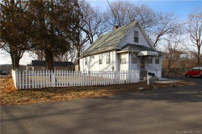 Bridgeport Single Family Home For Sale: 431 Polk Street