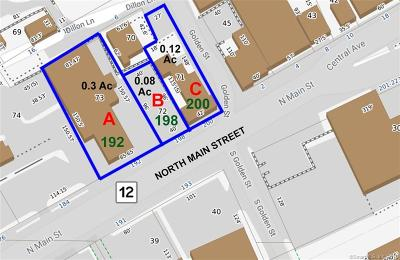 Norwich Commercial For Sale: 192-200 North Main Street