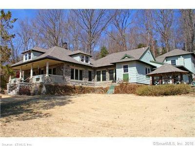Beacon Falls Single Family Home For Sale: 40 Rice Lane