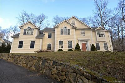 Ridgefield Single Family Home For Sale: 9 Still Hollow Place