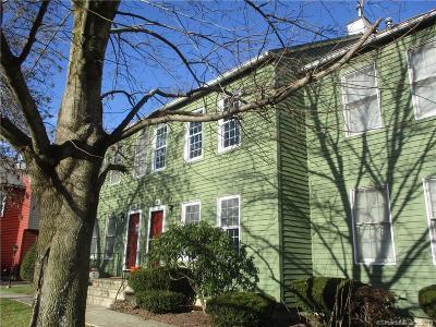 East Windsor Condo/Townhouse For Sale: 12 Riverview Drive #B