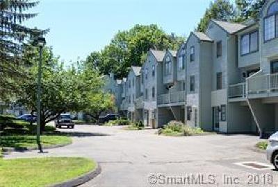 Meriden Condo/Townhouse For Sale: 11 Village View Terrace #11
