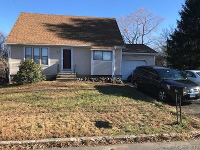 Naugatuck Single Family Home For Sale: 63 Rough Wing Road