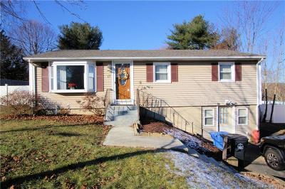 Ledyard Single Family Home For Sale: 13 Hillcrest Avenue