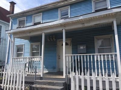 Bridgeport Multi Family Home For Sale: 45 Columbia Street