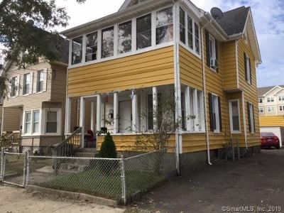 Bridgeport Multi Family Home For Sale: 85 Lee Avenue
