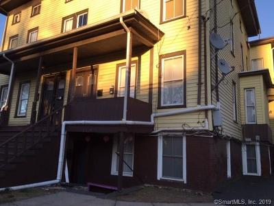 Bridgeport Multi Family Home For Sale: 34 Park Street