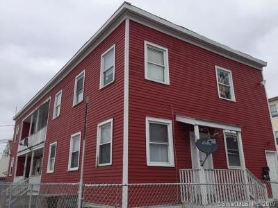 Bridgeport Multi Family Home For Sale: 556 Gregory Street