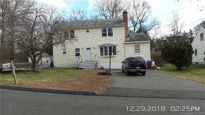 Trumbull Single Family Home For Sale: 26 Pequonnock Road