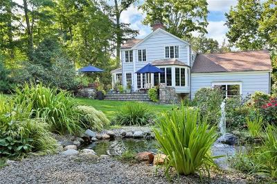Norwalk CT Single Family Home For Sale: $1,888,000