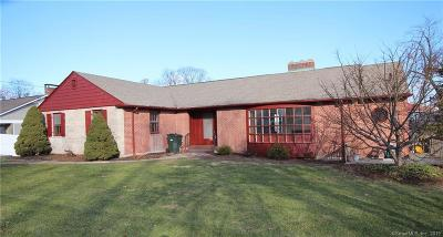Wethersfield Single Family Home For Sale: 902 Ridge Road