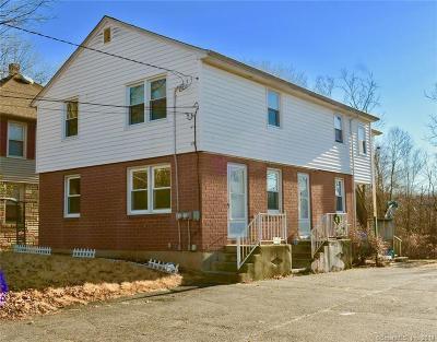Meriden Multi Family Home For Sale: 299 Westfield Road