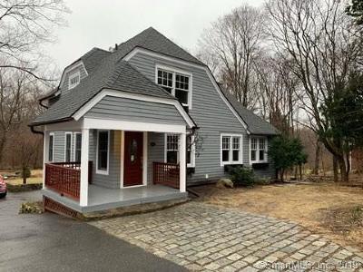 Norwalk Single Family Home For Sale: 80 East Rocks Road