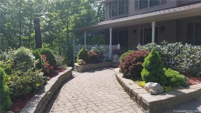 Torrington Single Family Home For Sale: 95 Dutton Hill Road