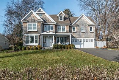 Stamford Single Family Home For Sale: 37 Apple Tree Drive