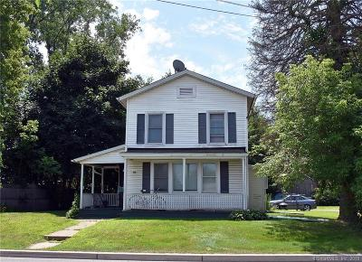 Fairfield County Single Family Home For Sale: 80 South Street