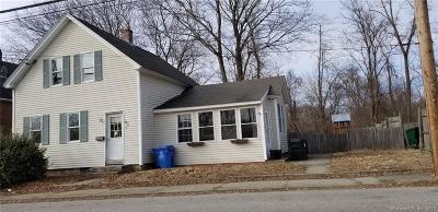 Norwich Single Family Home For Sale: 55 Sherman Street