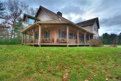 Stafford Single Family Home For Sale: 173 Orcuttville Road