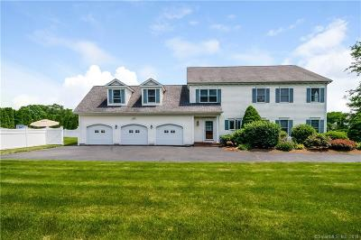 Wallingford Single Family Home For Sale: 2 Saddlebrook Drive
