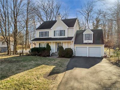 Ridgefield CT Single Family Home For Sale: $529,000