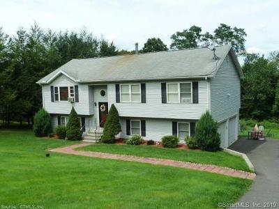 Naugatuck Single Family Home For Sale: 64 Evelyn Drive