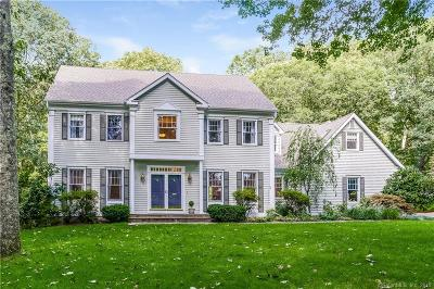 New Haven County Single Family Home For Sale: 106 Field Brook Road