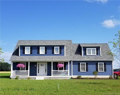 East Windsor Single Family Home For Sale: Jessie Lane East