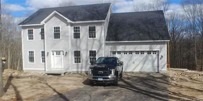 Groton Single Family Home For Sale: 162 Briar Hill