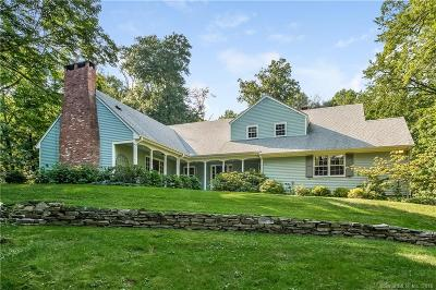 West Hartford Single Family Home For Sale: 30 Clark Drive