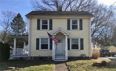 North Haven Single Family Home For Sale: 269 Quinnipiac Avenue