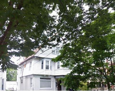 New Haven Multi Family Home For Sale: 478 Winthrop Avenue