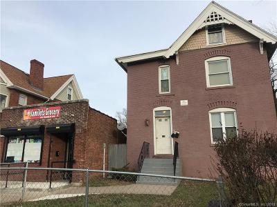Hartford Multi Family Home For Sale: 184 Franklin Avenue