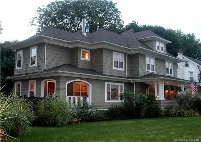 Fairfield Single Family Home For Sale: 259 Stratfield Road