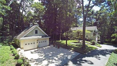 Ridgefield Single Family Home For Sale: 344 Danbury Road