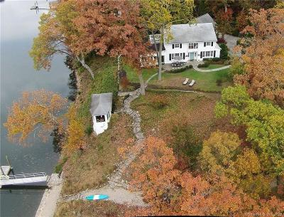 Westport Single Family Home For Sale: 19 Otter Trail