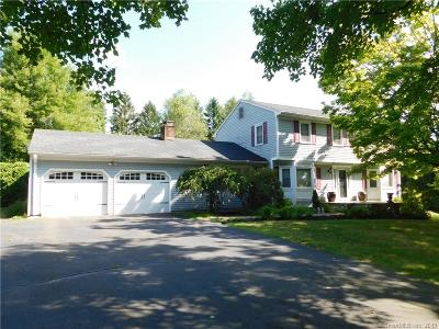 Monroe Single Family Home For Sale: 5 Deerfield Lane