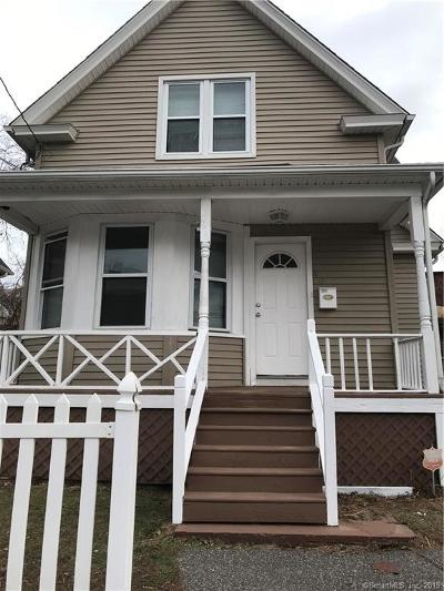 Bridgeport Single Family Home For Sale: 40 Bell Streets