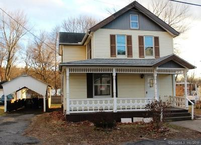 Waterbury Single Family Home For Sale: 10 Wheeler Street