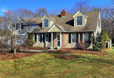 Orange Single Family Home For Sale: 437 Dogwood Road