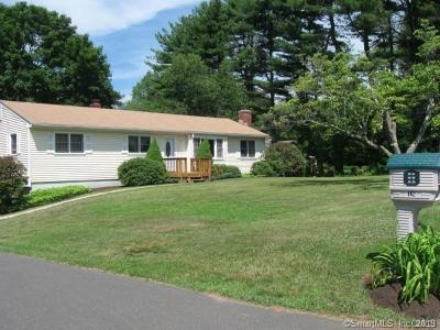 Trumbull Rental For Rent: 19 High Meadow Road