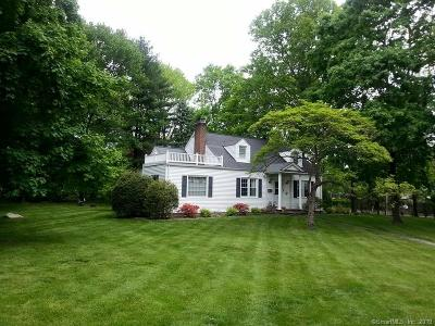 Fairfield County Single Family Home For Sale: 5 Case Road
