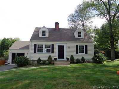 Darien Single Family Home For Sale: 3 Walmsley Road
