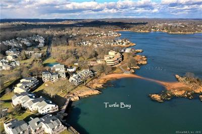 Branford Condo/Townhouse For Sale: 126 Turtle Bay Drive #126