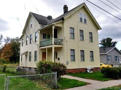 New Britain Multi Family Home For Sale: 103 Henry Street