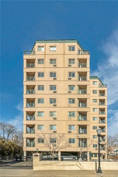 Stamford Condo/Townhouse For Sale: 104 North Street #105