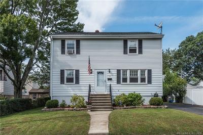 Fairfield Single Family Home For Sale: 94 Cummings Avenue