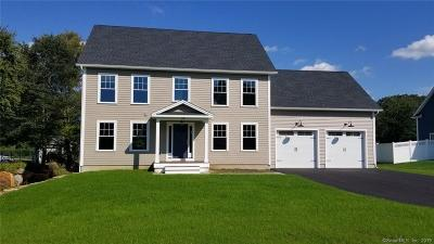 Stonington Single Family Home For Sale: 0186 Flanders