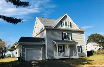 Branford Single Family Home For Sale: 31 Frank Street