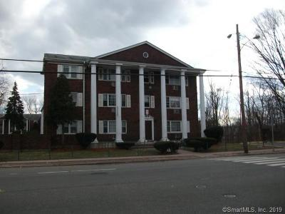 East Hartford Condo/Townhouse For Sale: 505 Burnside Avenue #A4