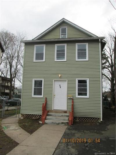 New Britain Single Family Home For Sale: 55 Lawlor Street